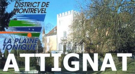Mairie d'ATTIGNAT