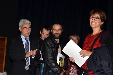 Remise des Prix du Concours de Nouvelles